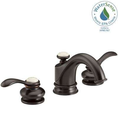 Oil-Rubbed Bronze - Bathroom Sink Faucets - Bathroom Faucets - The ...