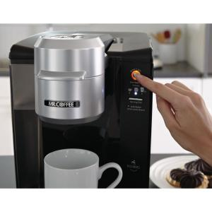 internet mr coffee single serve coffee maker