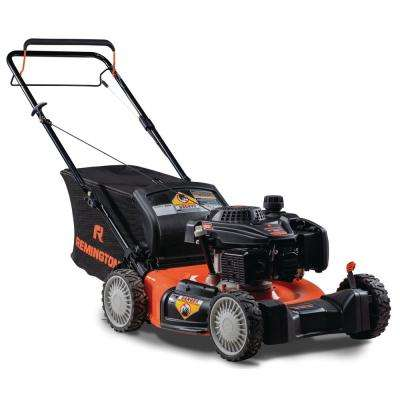 21 in. 159cc Rear-Wheel-Drive 3-in-1 Gas Walk Behind Self Propelled Lawn Mower
