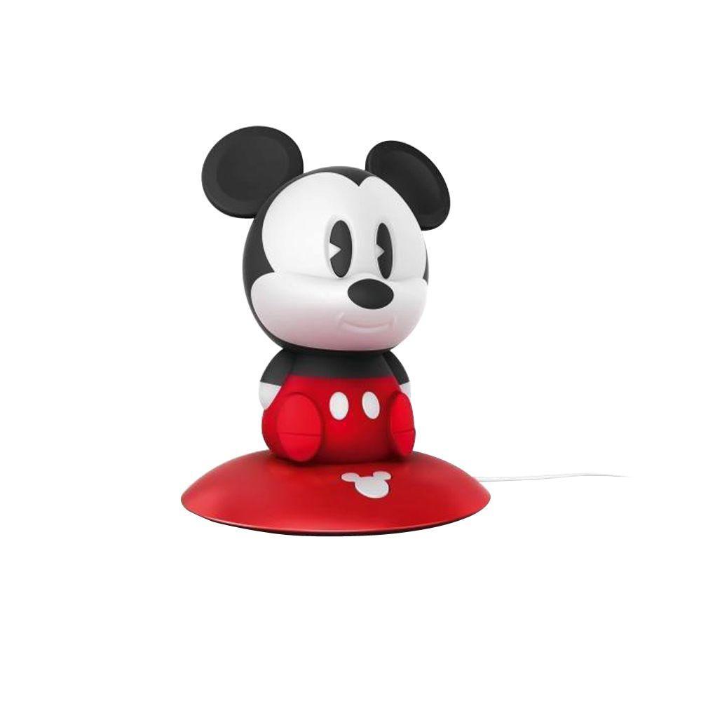 Philips Disney SoftPals Mickey Integrated LED Portable Ni...