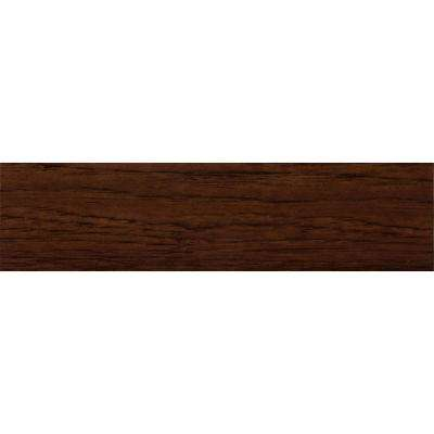 Heritage Walnut Matte 5.91 in. x 23.62 in. Ceramic Floor and Wall Tile (9.69 sq. ft. / case)