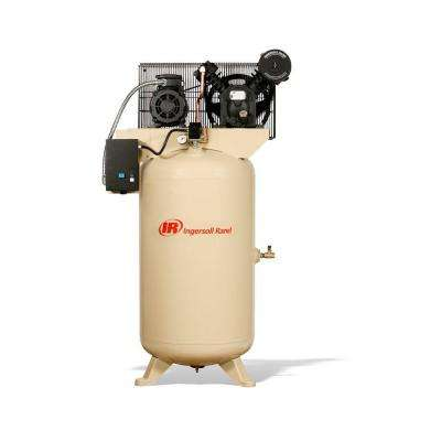 Type 30 Reciprocating 80-Gal. 5 HP Electric 200-Volt 3 Phase Air Compressor