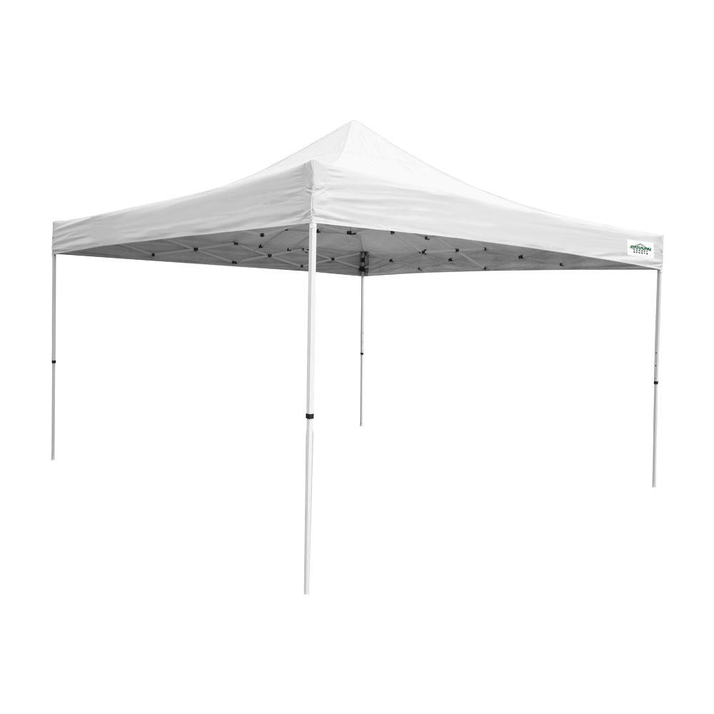 M-Series 2 Pro 12 ft. x 12 ft. White Canopy