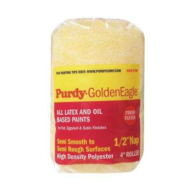 GoldenEagle 4 in. x 1/2 in. Paint Roller Cover