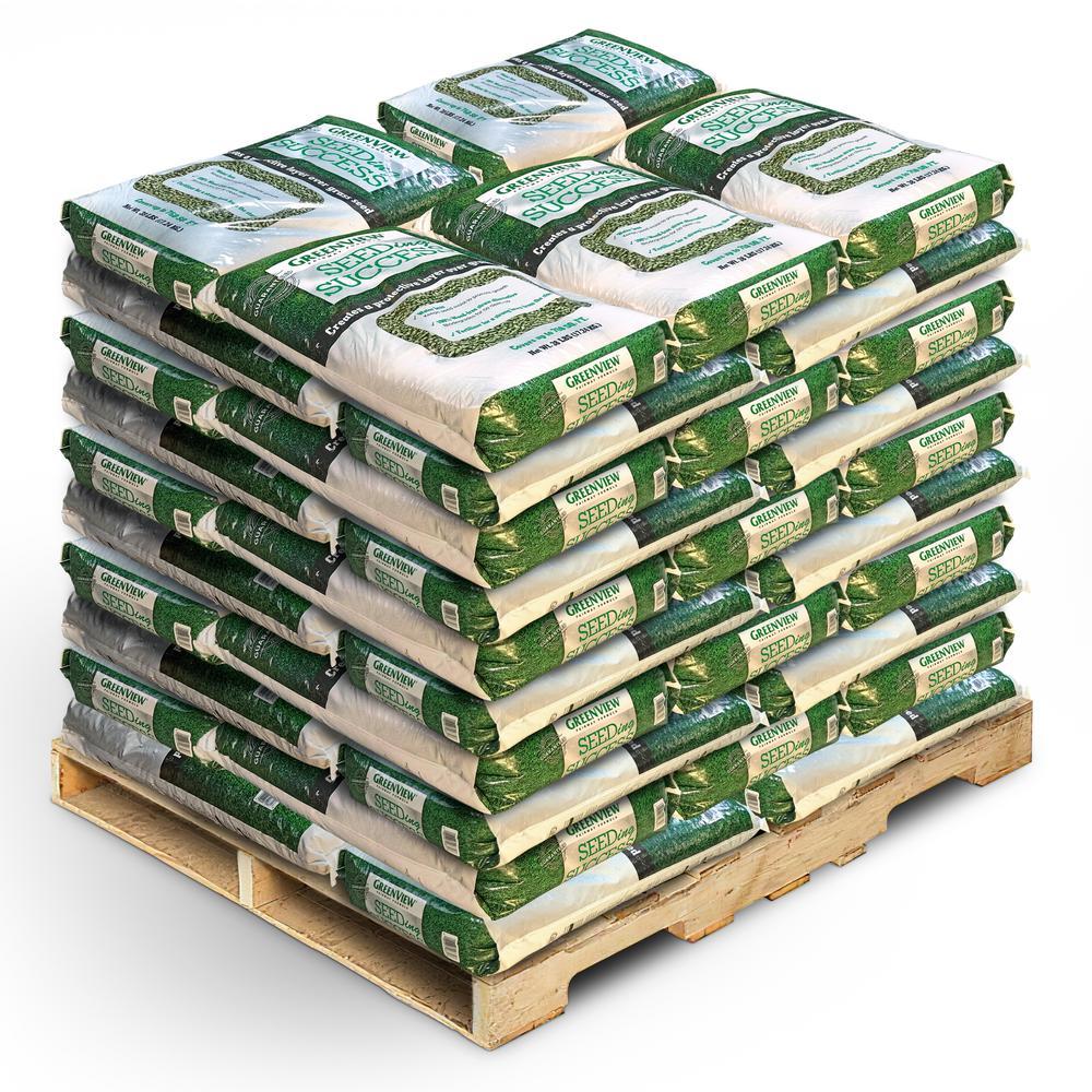 38 lbs. Fairway Formula Seeding Success Biodegradable Mulch with Fertilizer (50-Bags/38,000 sq. ft./Pallet)