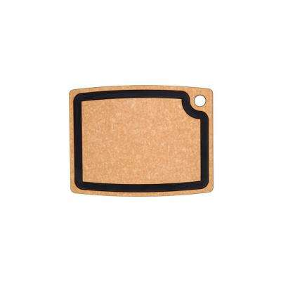 Gourmet Series 15 in. x 11 in. Rectangular Wood Fiber Composite Cutting Surface