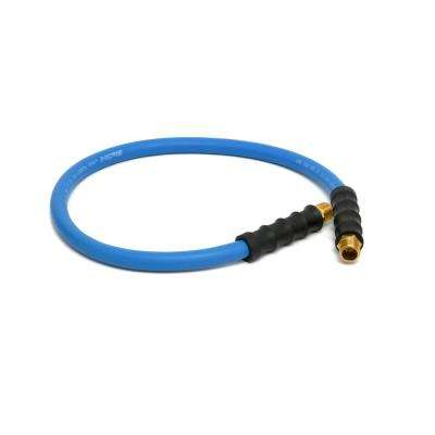 3/8 in. x 3 ft. with 1/4 in. NPT BluBird Lead-in Hose