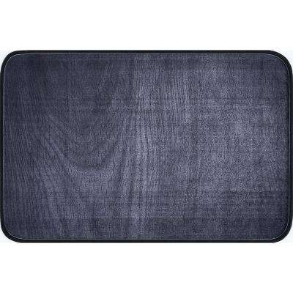 Luxor Home Charcoal 20 in. x 30 in. Anti-Fatigue Non-Slip Comfort Mat