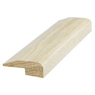 Coastline Oak 0.75 in. Thick x 2 in. Wide x 84 in. Length Baby-Threshold Hardwood Molding