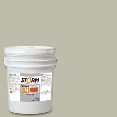 Category 4 5 gal. Natural Clay Exterior Wood Siding, Fencing and Decking Acrylic Latex Stain with Enduradeck Technology