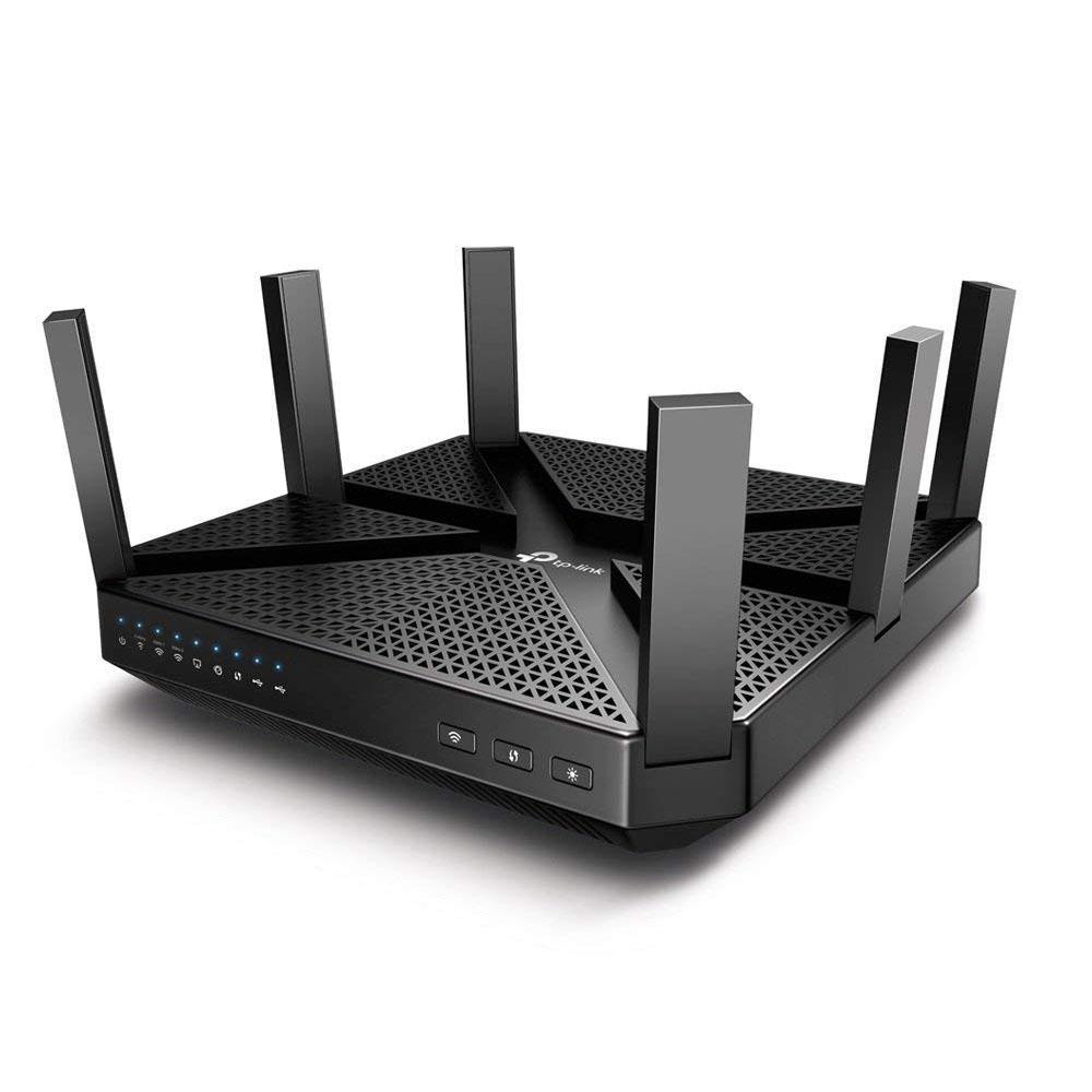 Archer AC4000 Tri-Band Wi-Fi Router, Black