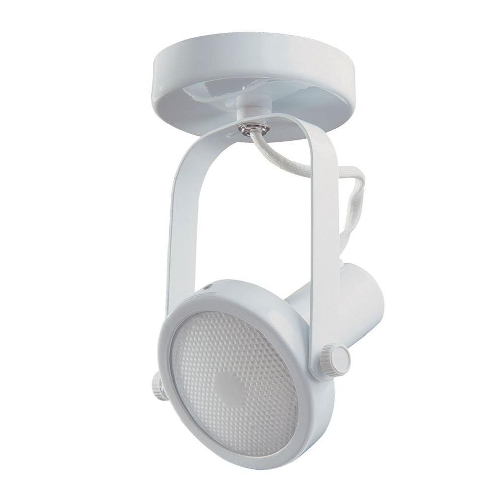 Cassiopeia 1-Light White Track Lighting Kit