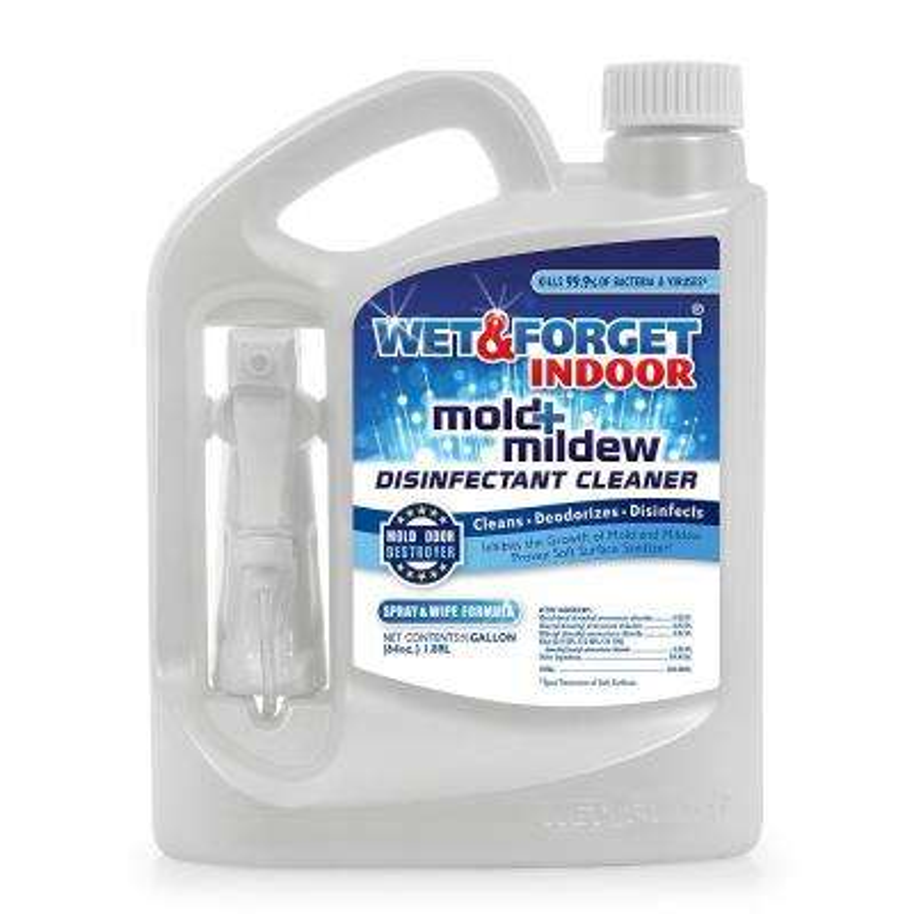 64 oz. Indoor Mold and Mildew Disinfectant Cleaner