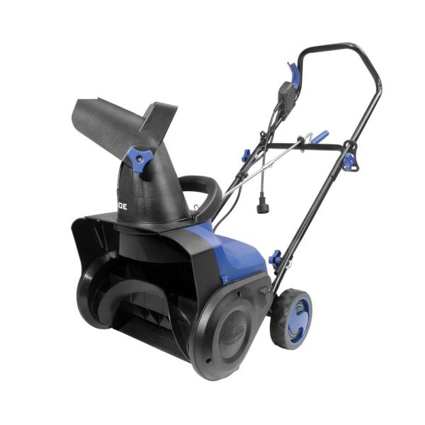 15 in. 11 Amp Single-Stage Electric Snow Blower