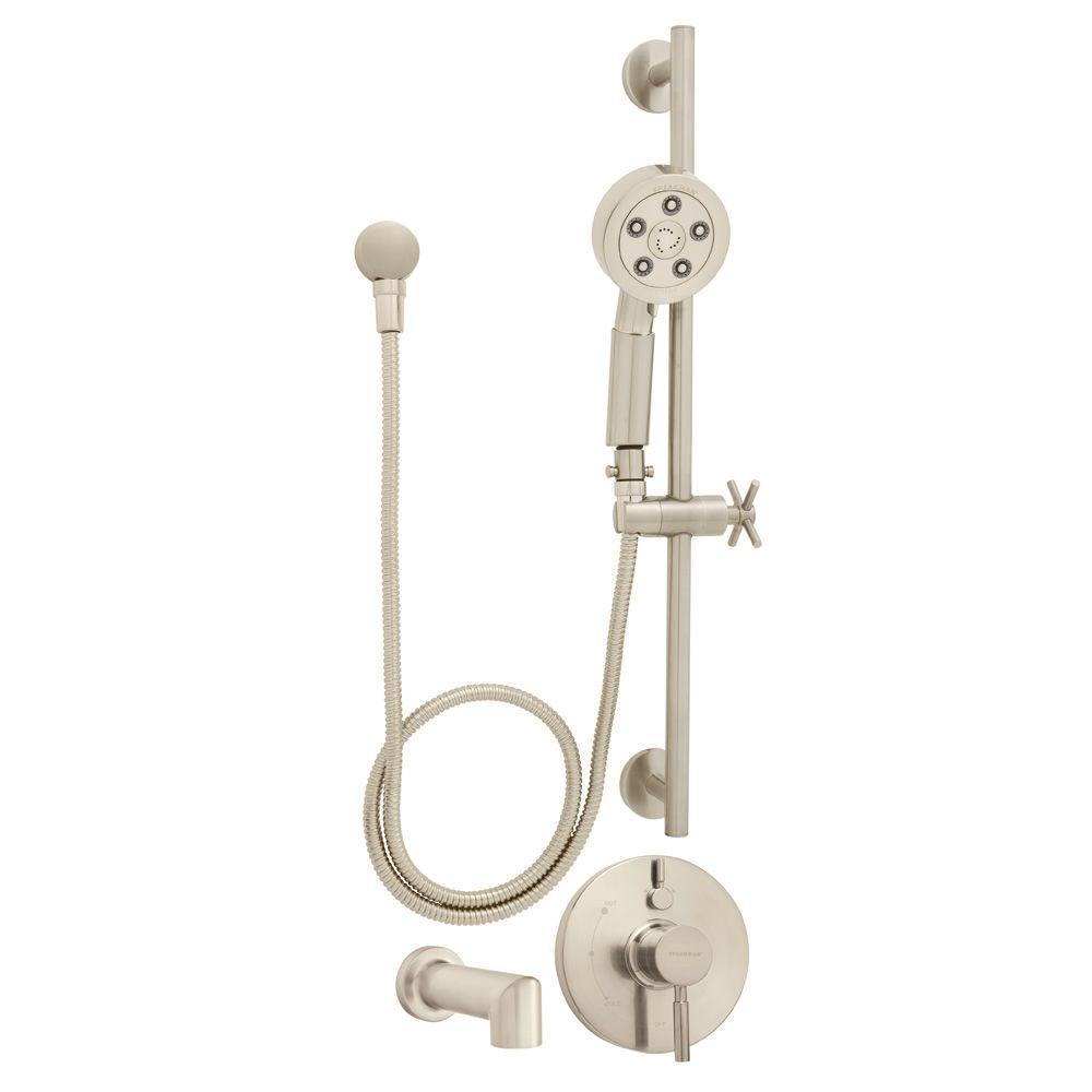 Speakman Neo Anystream 3-Spray ADA Handheld Shower and Tub ...