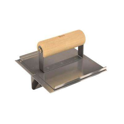 6 in. x 6 in. Saw Cut Groover with a Bit Size of 1-1/2 in. x 3/32 in. and a Wood Handle
