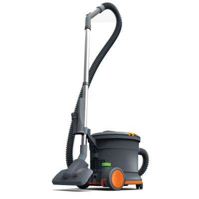 Commercial Hush Tone Canister Vacuum Cleaner