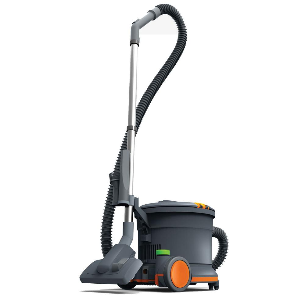 Hoover Commercial Hush Tone Canister Vacuum Cleaner