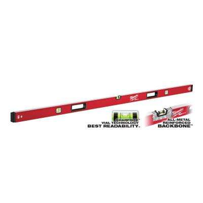 72 in. REDSTICK Magnetic Box Level