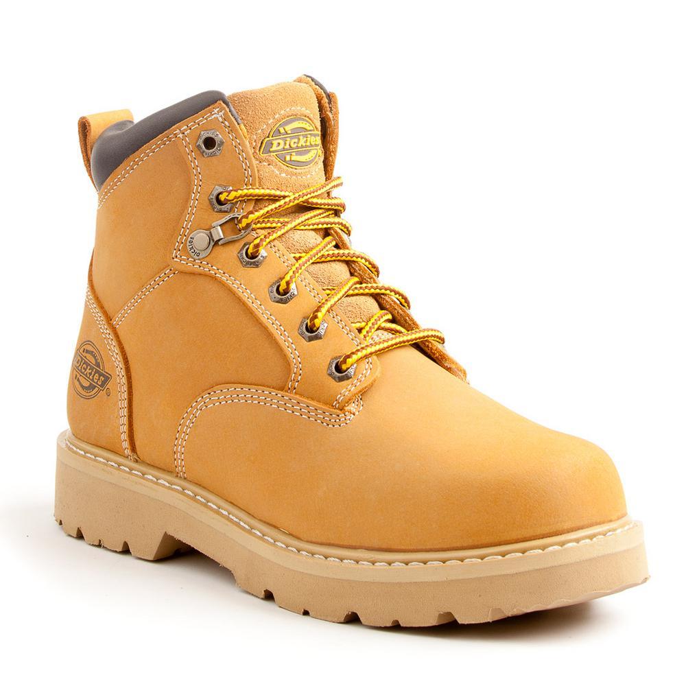 Ranger Men Size 13 Wheat Soft Toe Leather Work Boot