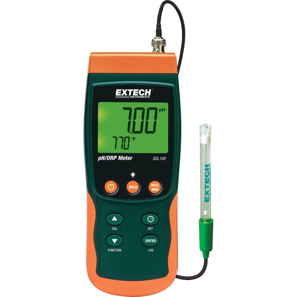 pH/ORP Meter SD Logger