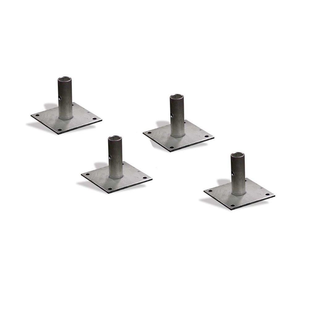 PRO-SERIES Base Plates (4-Pieces)