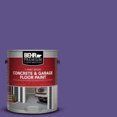 1 gal. #P560-7 King's Court 1-Part Epoxy Concrete and Garage Floor Paint