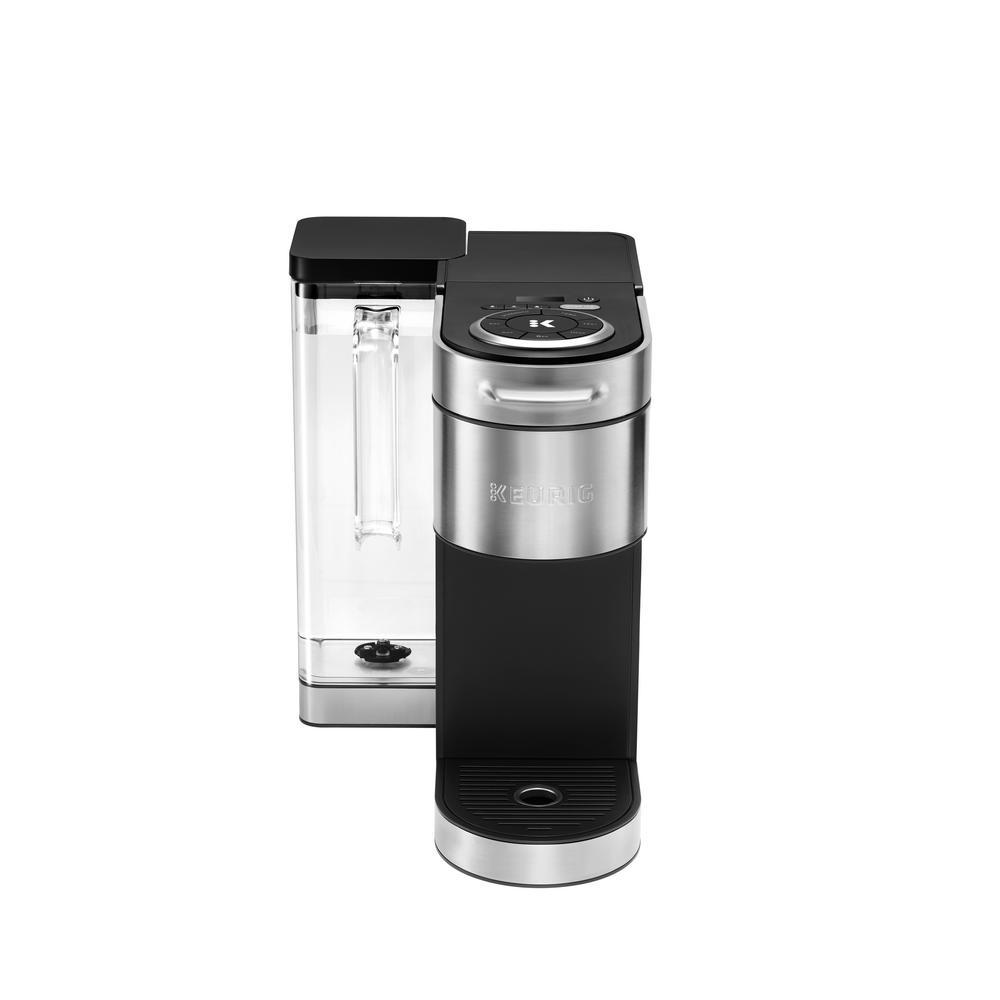 K-Supreme Plus Stainless Steel Single Serve Coffee Maker