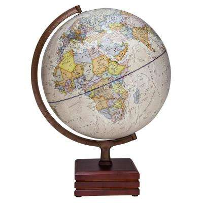 Horizon 12 in. Desktop Globe