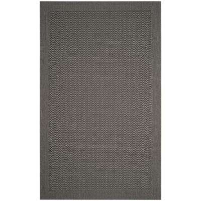 Palm Beach Ash 8 ft. x 11 ft. Area Rug