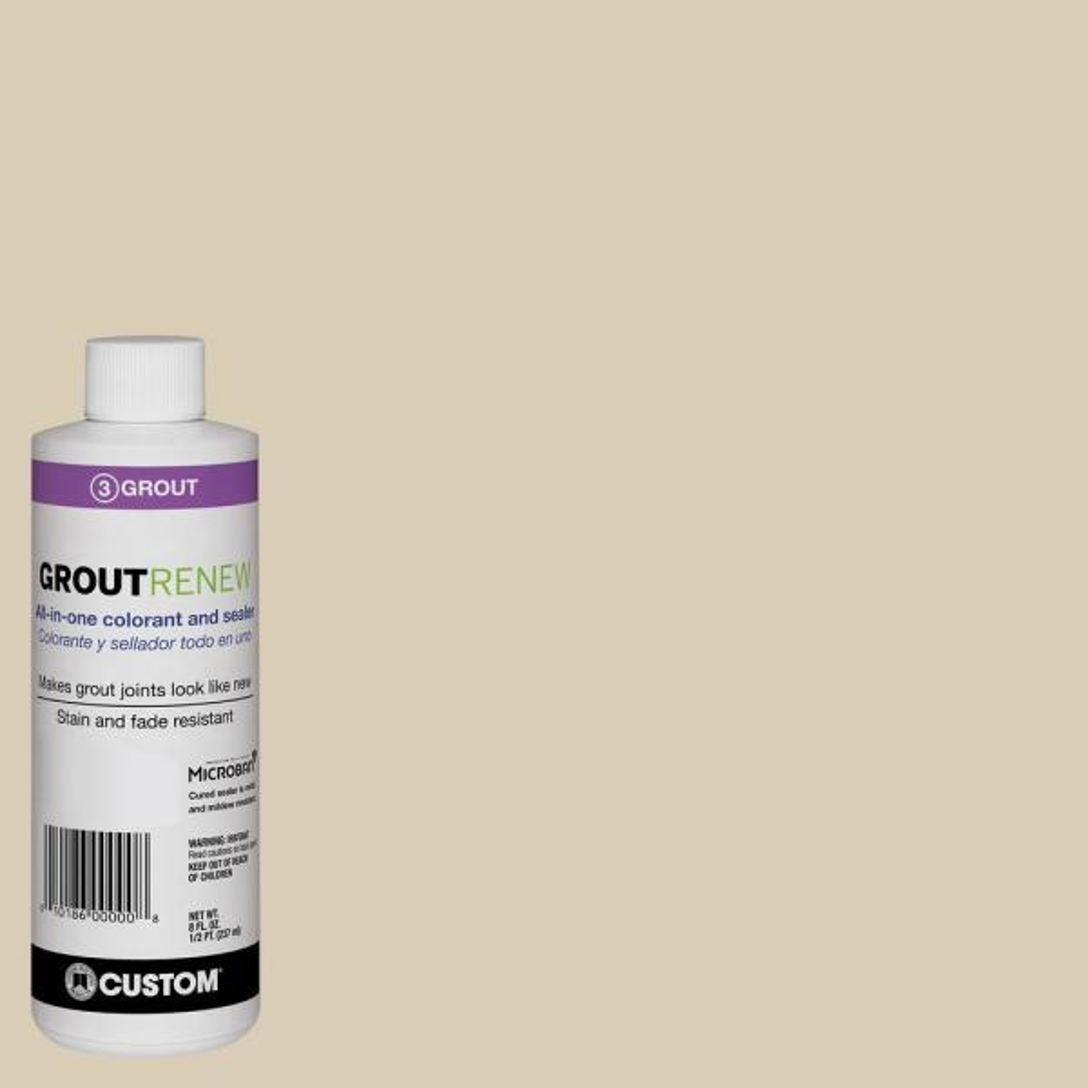Polyblend #10 Antique White 8 oz. Grout Renew Colorant