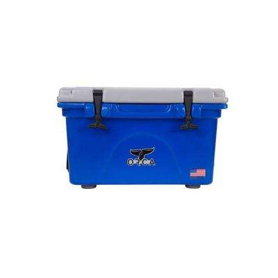 ORCA Blue/Grey 26 Qt. Cooler