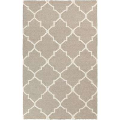 York Mallory Beige 8 ft. x 10 ft. Indoor Area Rug