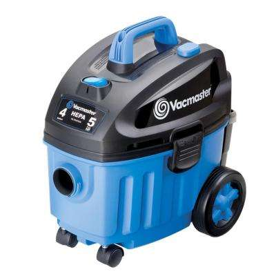 4-gal. Household Wet/Dry Vacuum