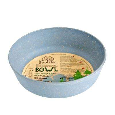 16 oz. Charcoal Bamboo Bowl (6-Pack)