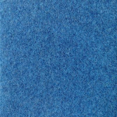 Seafront - Color Bay Blue Indoor/Outdoor 6 ft. Marine Carpet