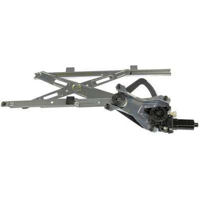 Power Window Motor and Regulator Assembly - Front Left