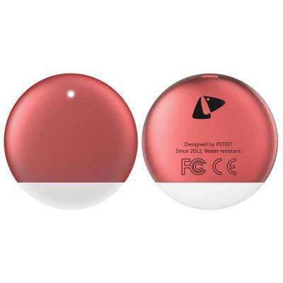 P2 Smart Activity Monitoring Pet Tracker in Red