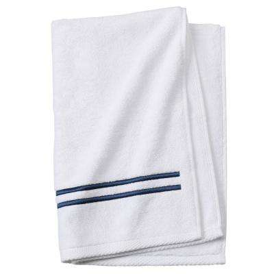 Sardis 1-Piece Hand Towel in Navy
