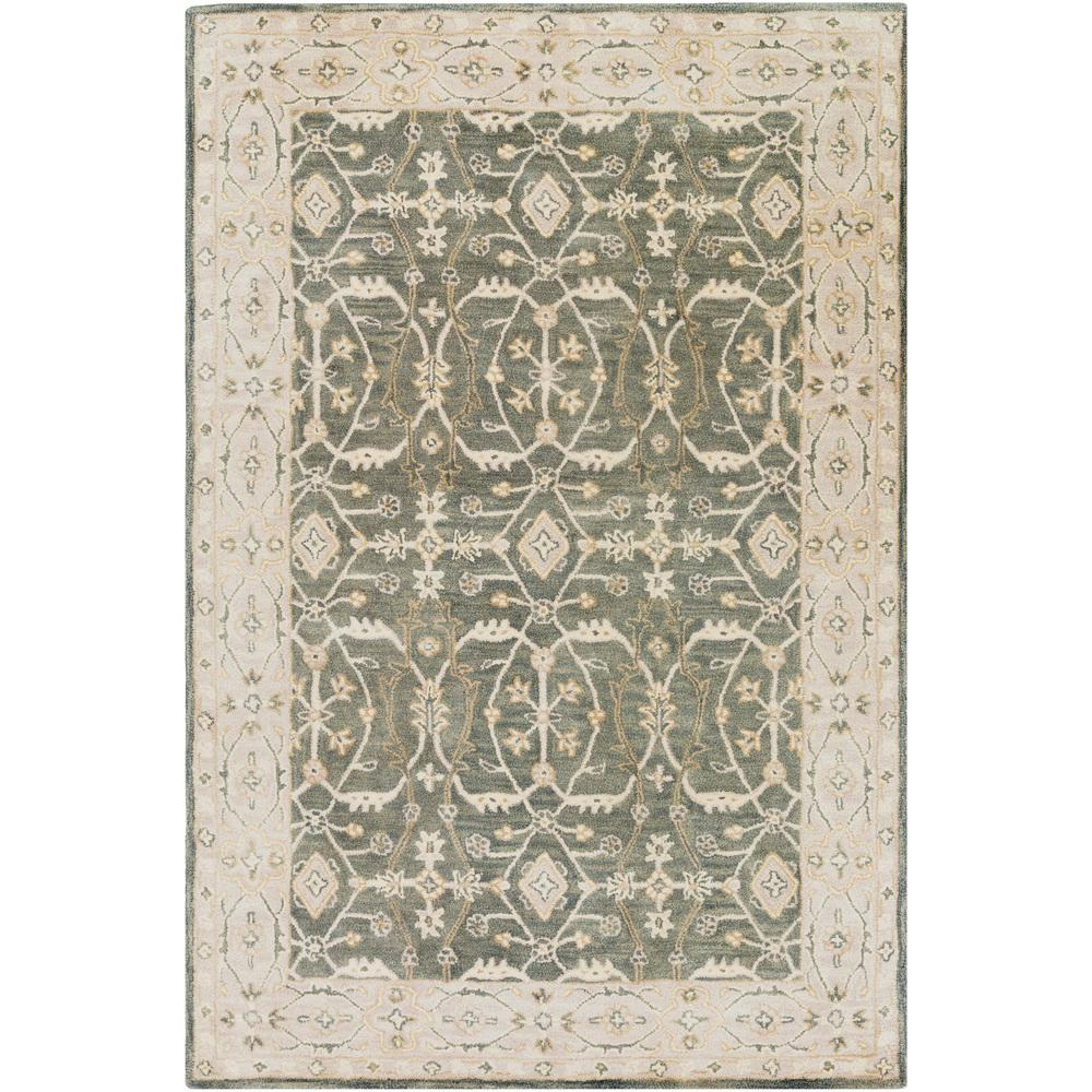 Palomar Black 8 ft. x 10 ft. Indoor Area Rug