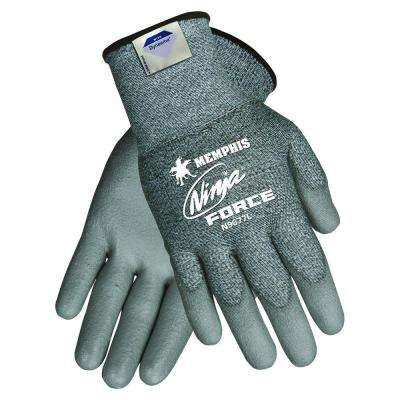 Ninja Fiberglass Shell Gloves