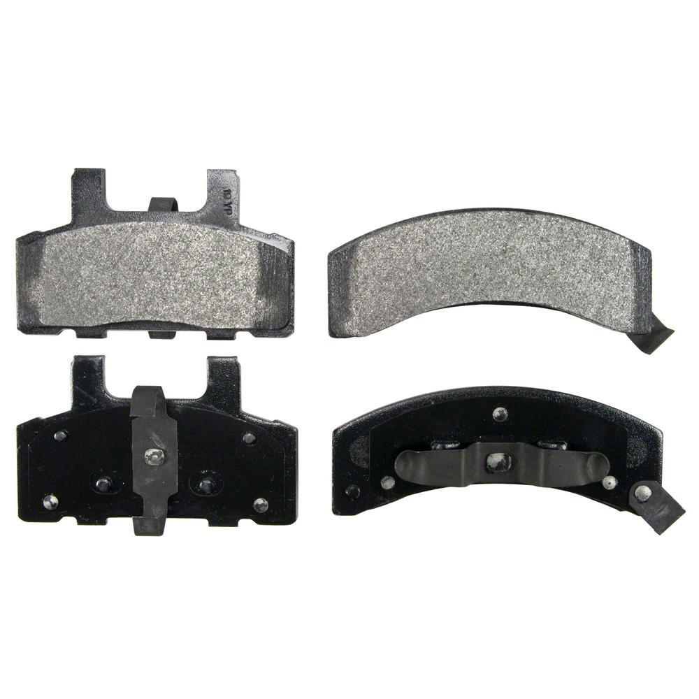 SevereDuty Disc Brake Pad - Front