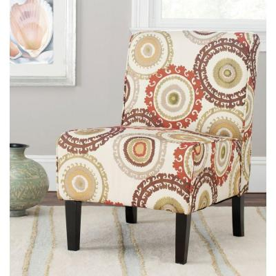 Marka Multi Color Slipper Chair