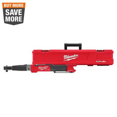 M12 FUEL One-Key 12-Volt Lithium-Ion Brushless Cordless 1/2 in. Digital Torque Wrench (Tool-Only)