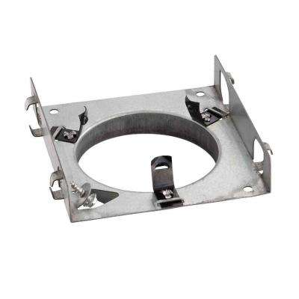 3 in. Metallic Recessed New Construction Converter Pan