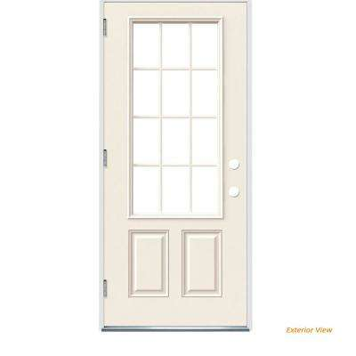 36 x 80 right hand outswing front doors exterior - Right hand outswing exterior door ...