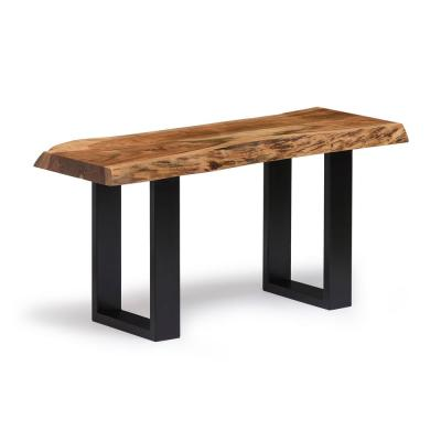 Alpine Natural 36 in. Wide Bench