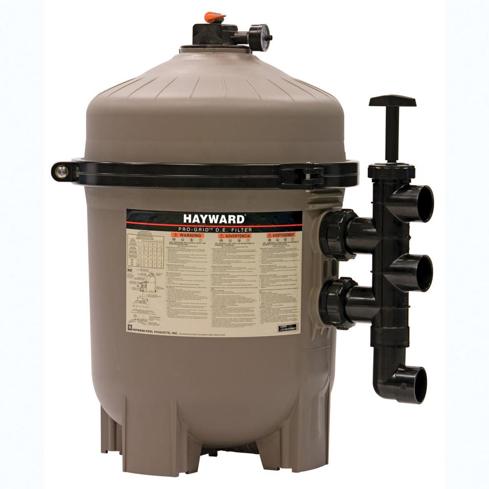 Hayward ProGrid 36 sq. ft. D.E. Pool Filter