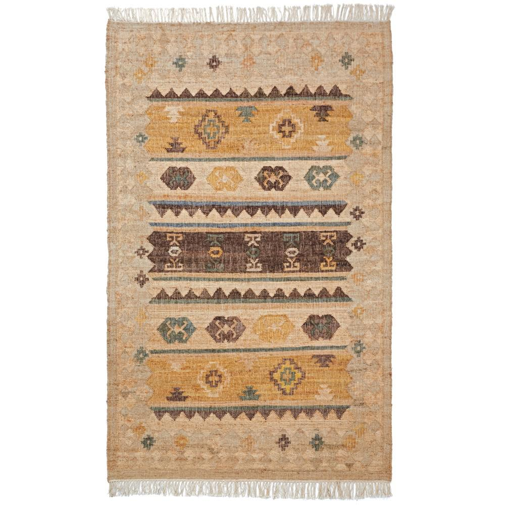 Home Decorators Collection Spirit Blue 8 ft. x 11 ft. Area Rug
