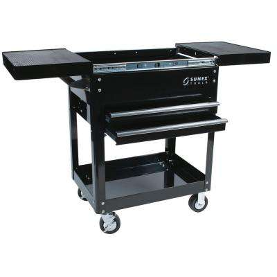 Compact Slide Top Utility Cart